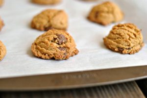 S'mores Cookies + Weekly Menu