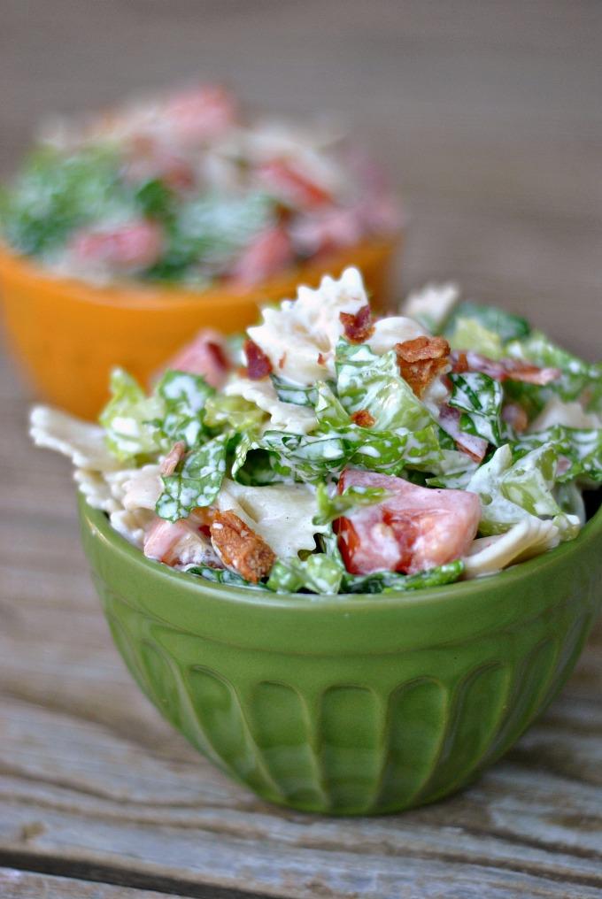 BLT Pasta Salad 1