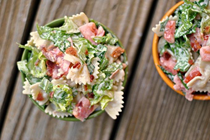 BLT Pasta Salad 2