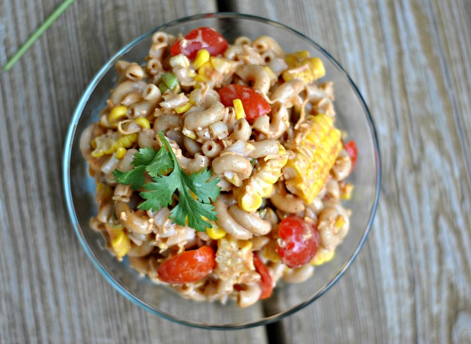 Barbecue Pasta Salad 3