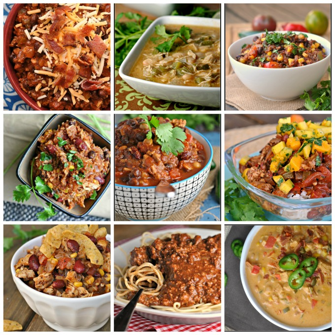 2016 Chili Contest Collage
