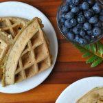 Zucchini Waffles 3