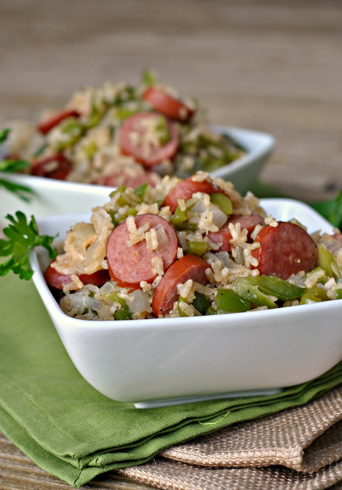 one-skillet-sausage-and-rice-1