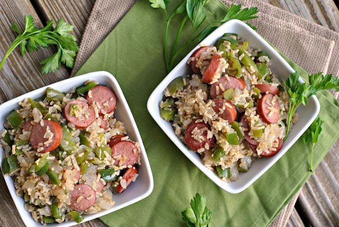 one-skillet-sausage-and-rice-2