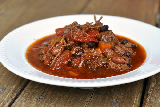... Annual Chili Contest: Entry #2 – Short Rib Boeuf Bourguignon Chili