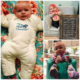 Family Friday (vol. 37): Transitioning from the Rock-and-Play to Crib and the Baby Merlin's Magic Sleepsuit