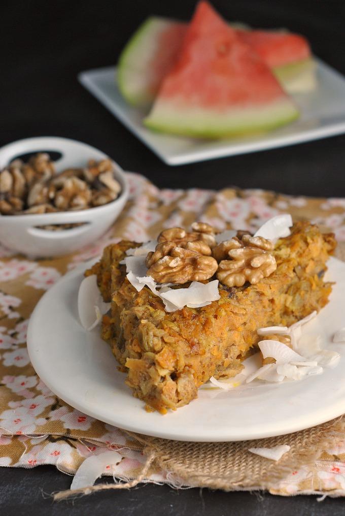 Sweet Potato And Apple Breakfast Bake Weekly Menu