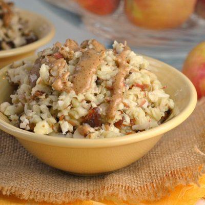 Whole30 Apple-Coconut Breakfast Bowl