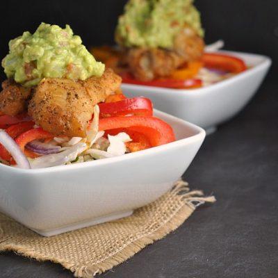 Fish Taco Bowls