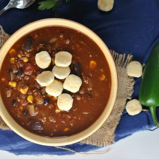8th Annual Chili Contest: Entry #6 – Coffee Chili