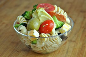 Mom's Perfect Pasta Salad