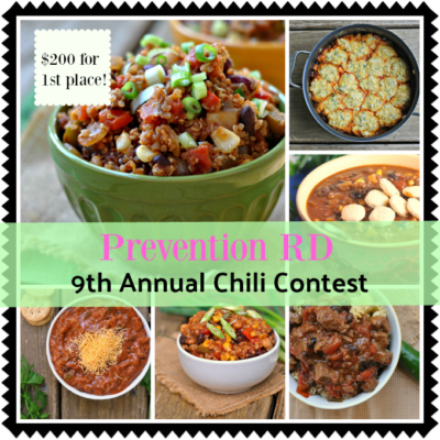 9th Annual Chili Contest — Now Accepting Entries!