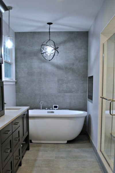 Before and After: Master Bath Remodel Pics