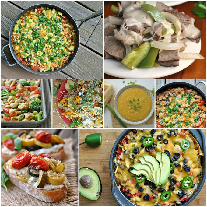Best Of 2018: 8 MUST-MAKE Healthy Dinners Ready In 30