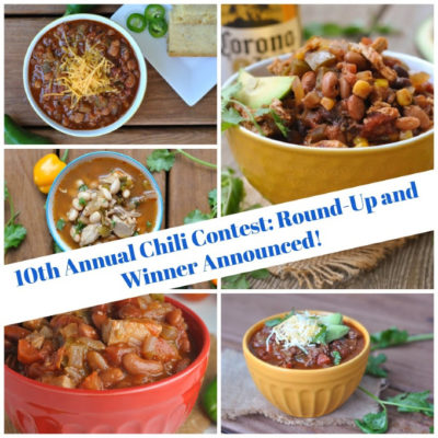 10th Annual Chili Contest: Round-Up and Winner Announced!
