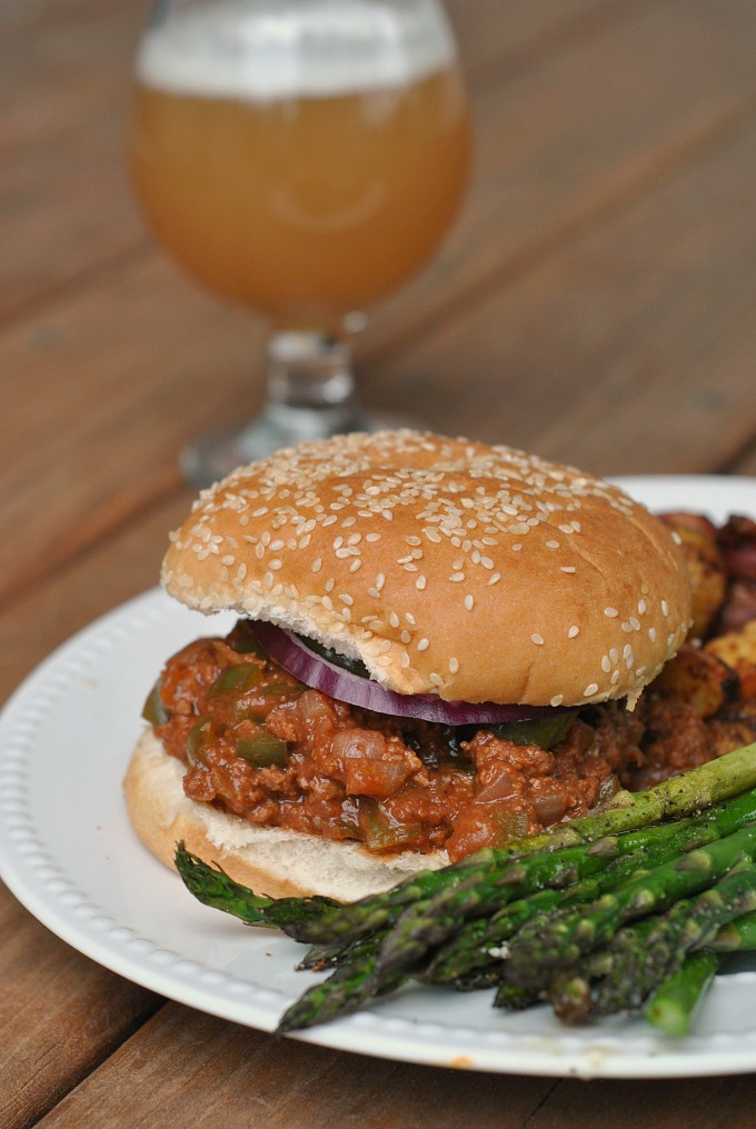 Not Just Any Sloppy Joe via @preventionrd