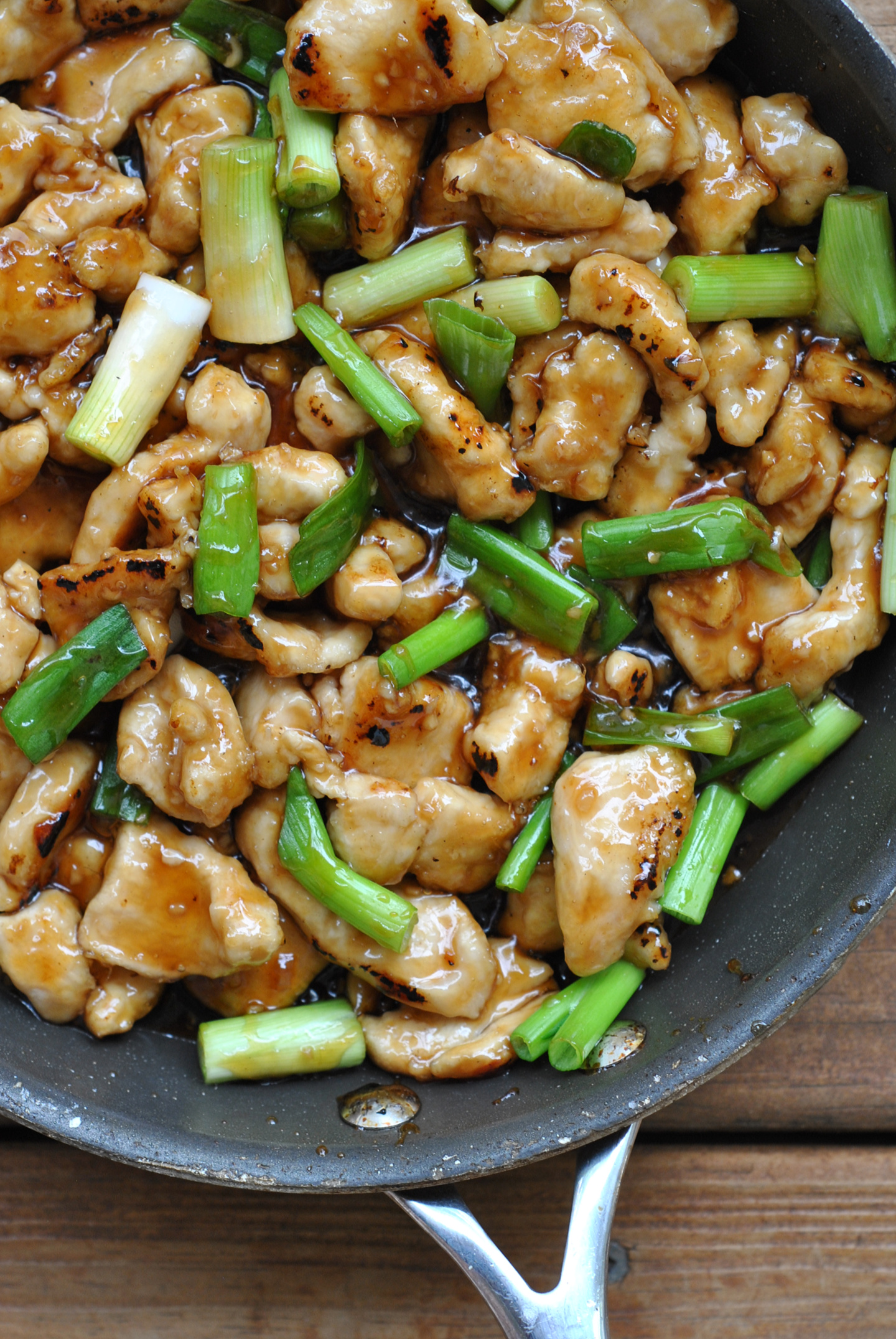 Mongolian Chicken {Take-Out Fake Out!} via @preventionrd