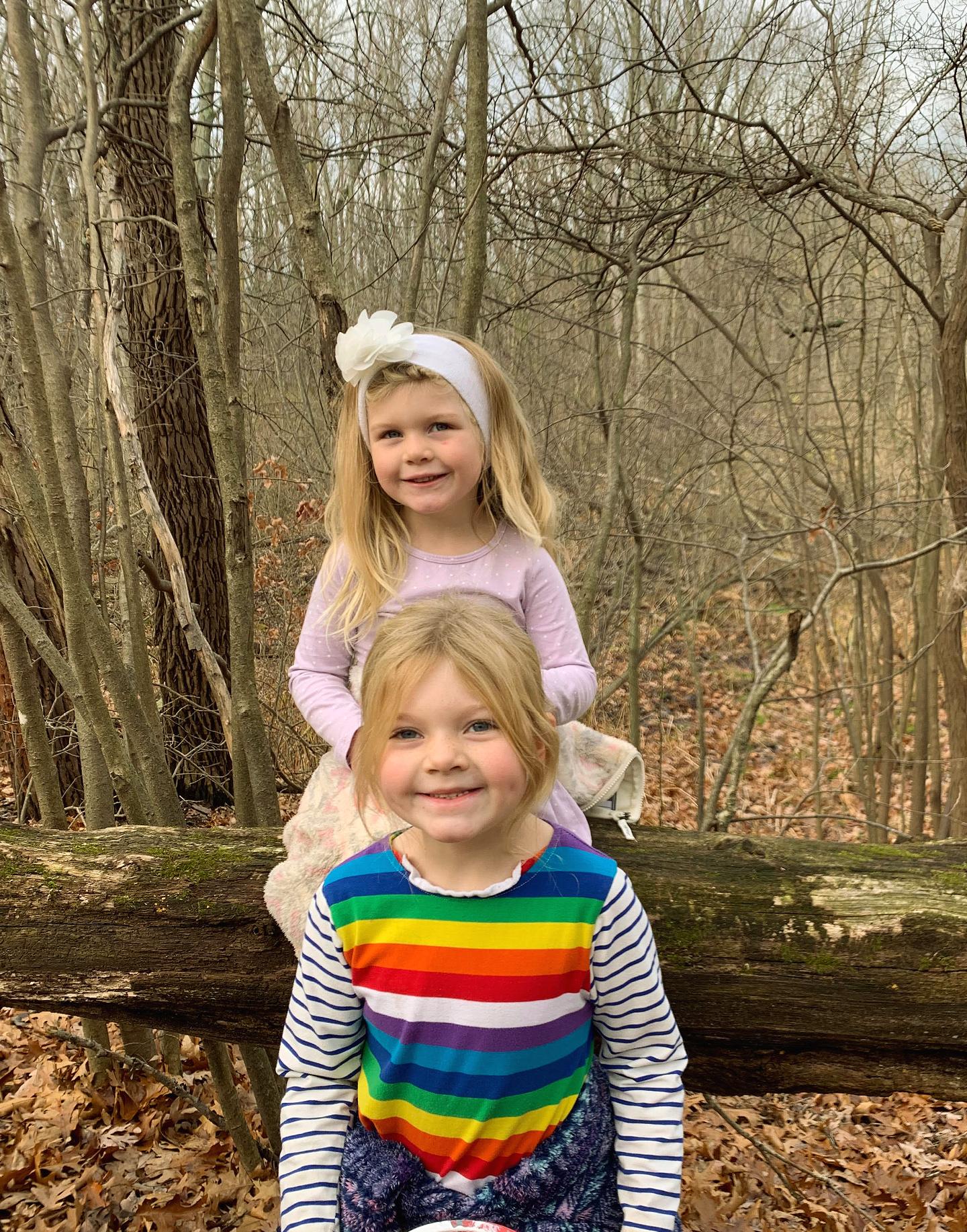 Family Friday (vol. 117): Restless, but Thankful via @preventionrd