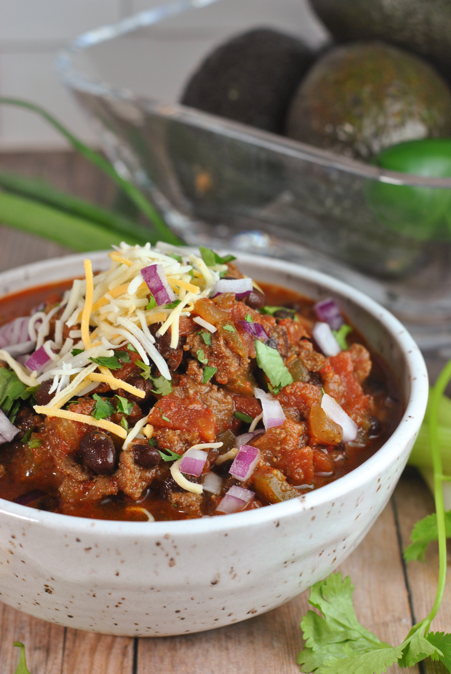 Spicy Turkey and Black Bean Chili via @preventionrd