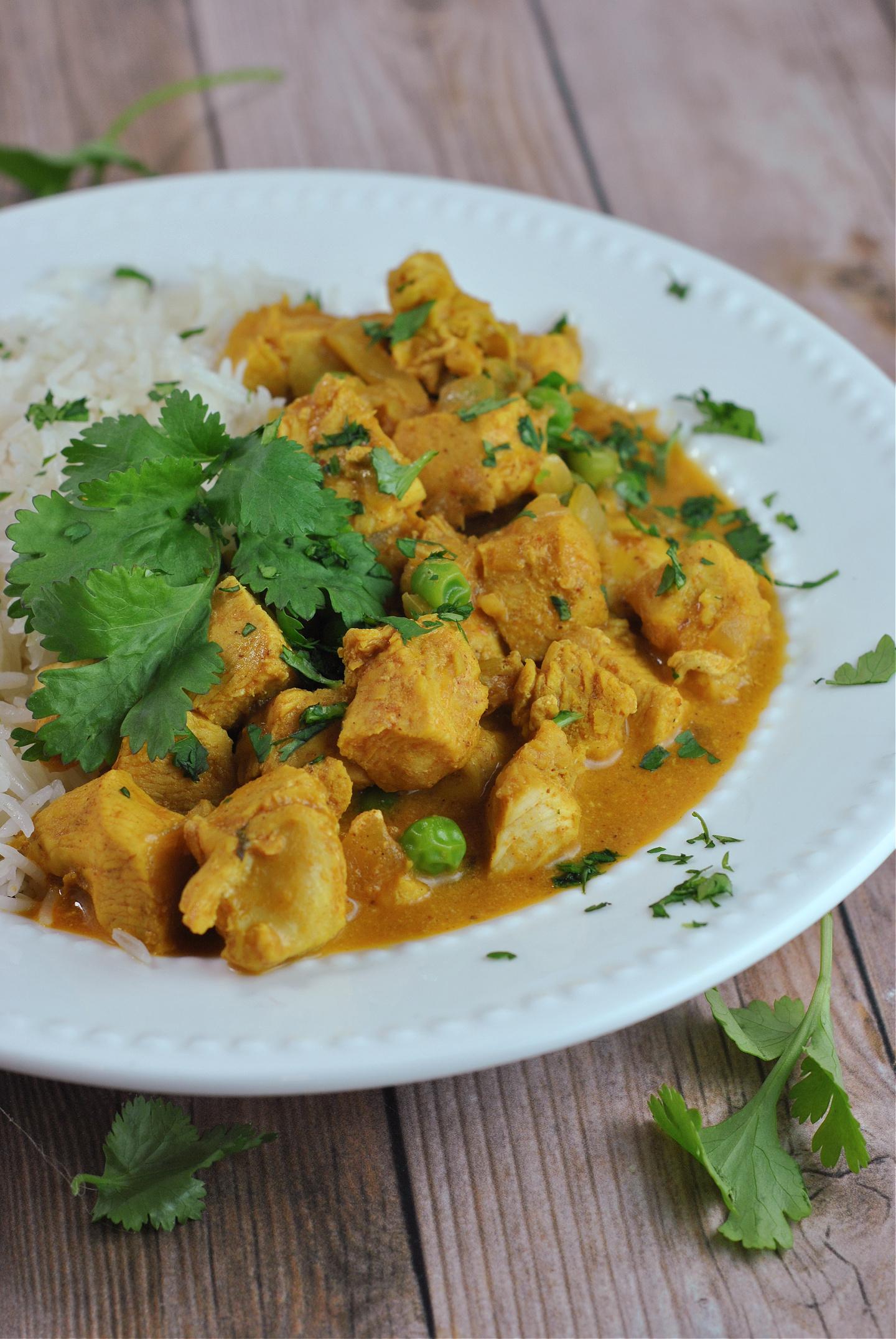 Instant Pot Chicken Tikka Masala via @preventionrd