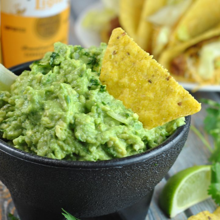 Only the Best Guacamole