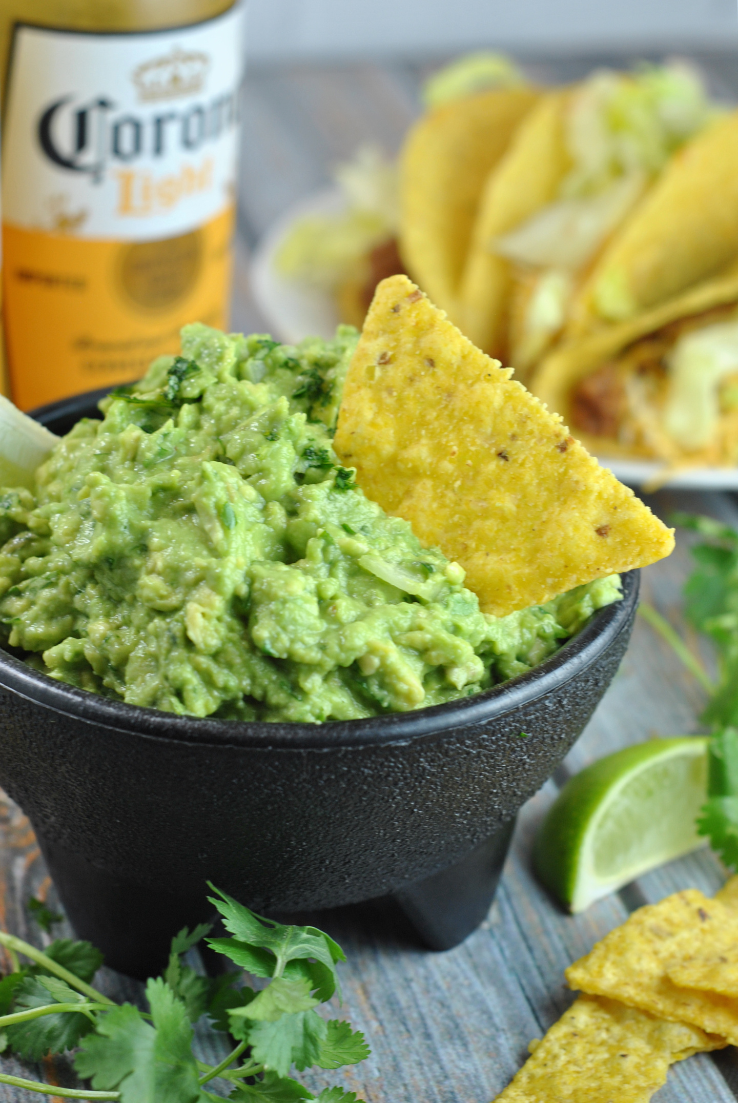 Only the Best Guacamole via @preventionrd
